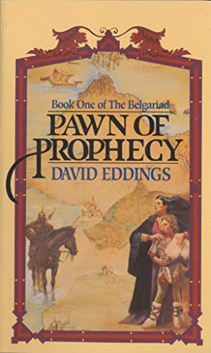 Pawn of Prophecy (Belgariad), Eddings, David