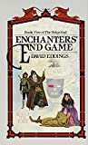 Enchanters' End Game (The Belgariad, Book 5) - book cover picture