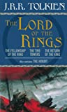 J.R.R. Tolkien Boxed Set (The Hobbit and The Lord of the Rings) - book cover picture