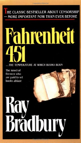 Fahrenheit 451, by Bradbury, Ray