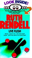 Live Flesh by  Ruth Rendell (Mass Market Paperback - November 1987)