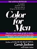 Color for Men - book cover picture
