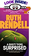 A Guilty Thing Surprised by  Ruth Rendell (Mass Market Paperback - December 1988)