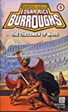 Chessmen of Mars (Martian Tales of Edgar Rice Burroughs, N0 5) - book cover picture