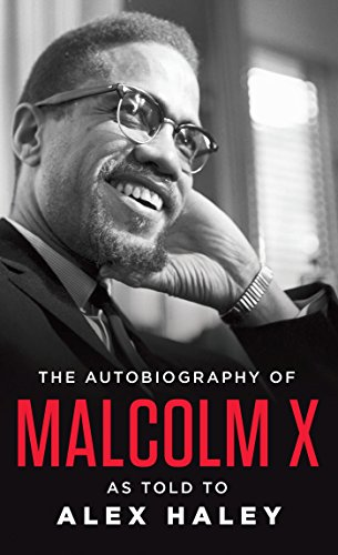 The Autobiography of Malcolm X Book Cover Picture