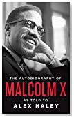 Cover of The Autobiography of Malcolm X: As Told to Alex Haley