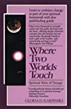 Where Two Worlds Touch: Spiritual Rites of Passage - book cover picture