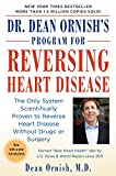 Dr. Dean Ornish's Program for Reversing Heart Disease - book cover picture