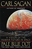 Pale Blue Dot: A Vision of the Human Future in Space - book cover picture