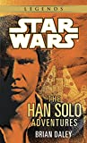 Star Wars: The Han Solo Adventures - book cover picture
