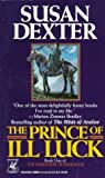 Prince of Ill Luck (Warhorse of Esdragon, Book 1) - book cover picture