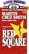 Red Square by  Martin Cruz Smith (Mass Market Paperback - December 1993)