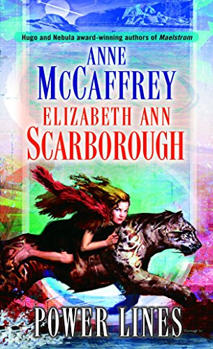 Power Lines (Petaybee Trilogy), Anne McCaffrey; Elizabeth Ann Scarborough