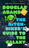 The Hitchhiker's Guide to the Galaxy - book cover picture