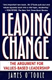 Buy Leading Change: The Argument for Values-Based Leadership from Amazon