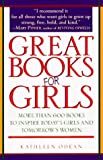 Great Books for Girls - book cover picture