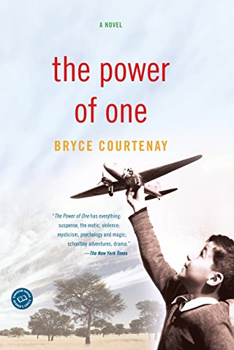 The Power of One: A Novel, Courtenay, Bryce