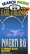 Poverty Bay by  Earl W. Emerson (Mass Market Paperback - August 1997)
