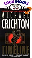 Timeline by  Michael Crichton (Mass Market Paperback - October 2000)