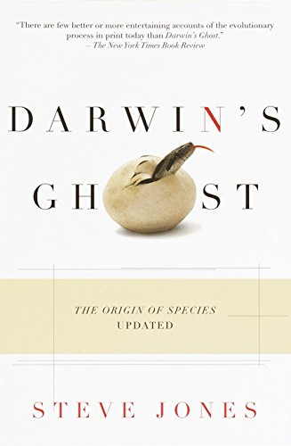 Darwin's Ghost : The Origin of Species Updated by STEVE JONES