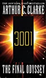 3001 The Final Odyssey - book cover picture