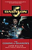 Babylon 5 book cover: The Coming of Shadows