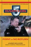 Babylon 5 book cover: The Point of No Return