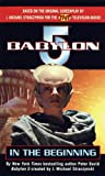 Babylon 5 book cover: In The Beginning