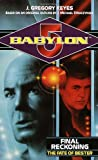 Babylon 5 book cover: Final Reckoning