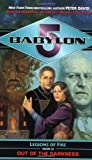 Babylon 5 book cover: Out of the Darkness