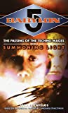 Babylon 5 book cover: Summoning Light