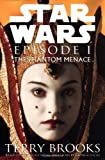 Star Wars, Episode I - The Phantom Menace - book cover picture