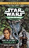Edge of Victory I: Conquest (Star Wars: The New Jedi Order, Book 7) - book cover picture