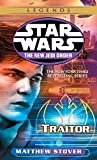 Traitor (Star Wars: The New Jedi Order, Book 13) - book cover picture