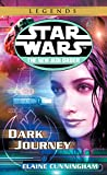 Dark Journey (Star Wars: The New Jedi Order, Book 10) - book cover picture