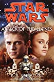 Star Wars, Episode II - Attack of the Clones - book cover picture