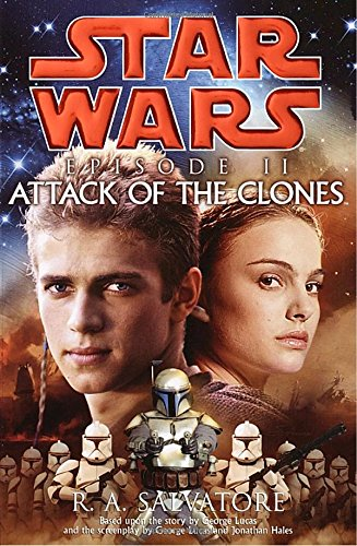 Star Wars Episode II: Attack of the Clones, R. A. Salvatore