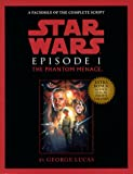 Script Facsimile: Star Wars: Episode 1: The Phantom Menace