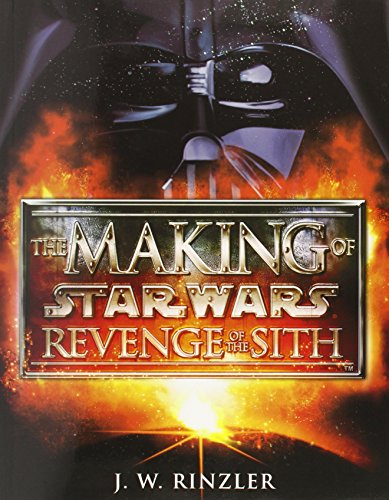 Revenge of the Sith Artbook out tomorrow!..they're out!