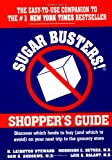 Sugar Busters!: Shopper's Guide