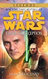 Cloak of Deception (Star Wars) - book cover picture
