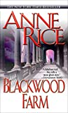 Blackwood Farm (The Vampire Chronicles) - book cover picture