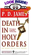 Death in Holy Orders by  P. D. James (Mass Market Paperback)