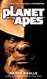 Planet of the Apes - book cover picture