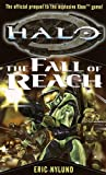 The Fall of Reach (Halo) - book cover picture