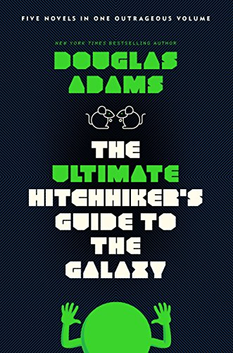 The Ultimate Hitchhiker's Guide to the Galaxy - Douglas AdamsNeil Gaiman