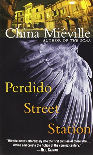 Perdido Street Station, Miéville, China