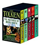 Histories of Middle Earth, Volumes 1-5