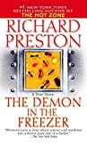 The Demon in the Freezer - book cover picture