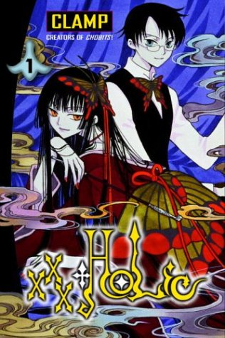[xxxHOLiC Book 1 cover]